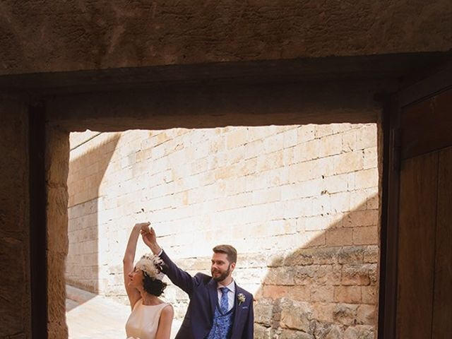 La boda de Ana y Luis en Salamanca, Salamanca 13