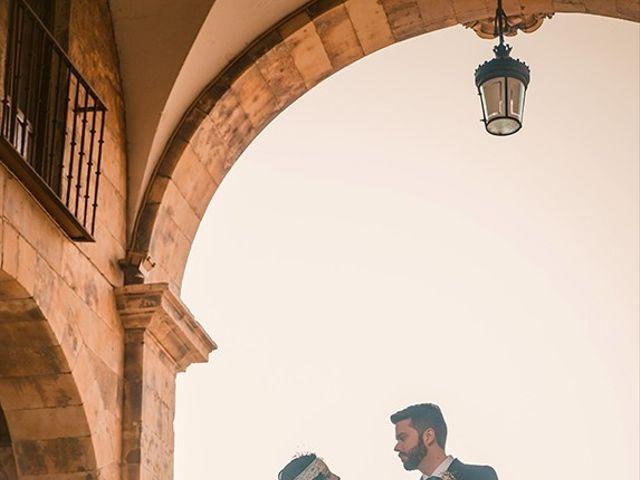 La boda de Ana y Luis en Salamanca, Salamanca 14