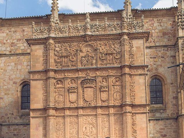 La boda de Ana y Luis en Salamanca, Salamanca 15