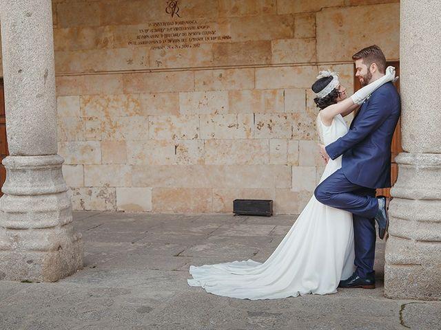 La boda de Ana y Luis en Salamanca, Salamanca 17