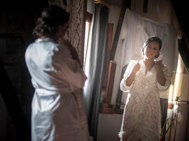 La boda de Salva y Raquel en Beniflá, Valencia 7