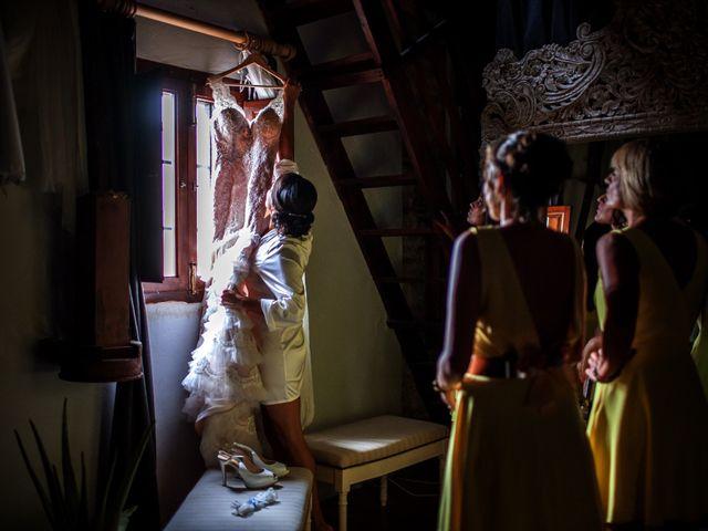 La boda de Salva y Raquel en Beniflá, Valencia 15