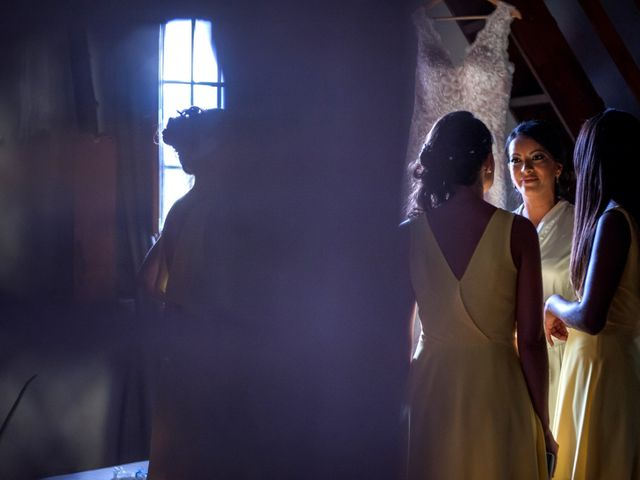 La boda de Salva y Raquel en Beniflá, Valencia 16