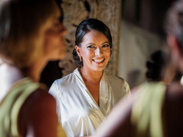 La boda de Salva y Raquel en Beniflá, Valencia 17