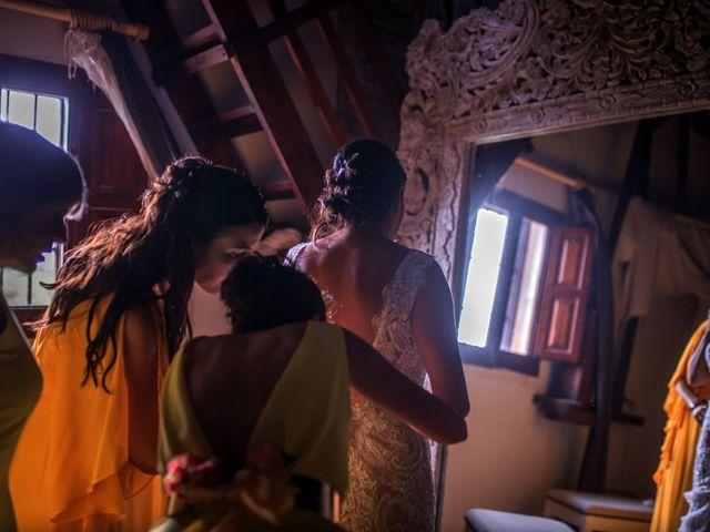 La boda de Salva y Raquel en Beniflá, Valencia 34