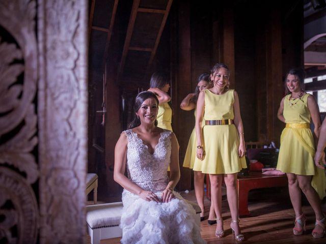 La boda de Salva y Raquel en Beniflá, Valencia 35