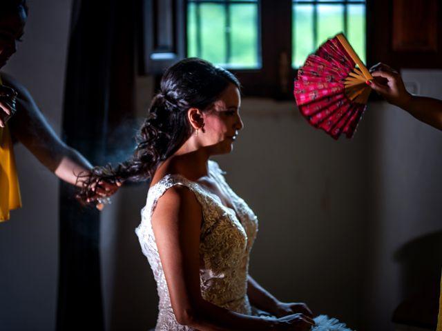 La boda de Salva y Raquel en Beniflá, Valencia 1