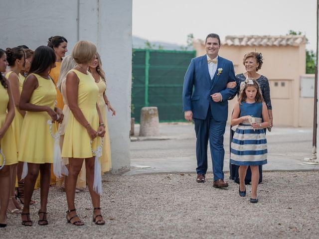 La boda de Salva y Raquel en Beniflá, Valencia 41