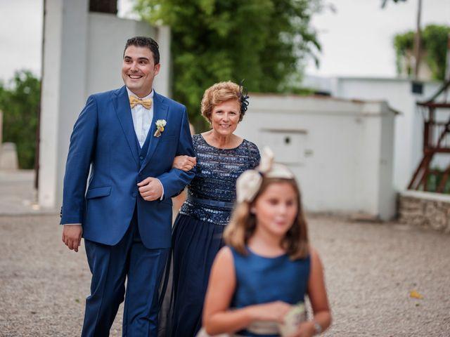 La boda de Salva y Raquel en Beniflá, Valencia 42