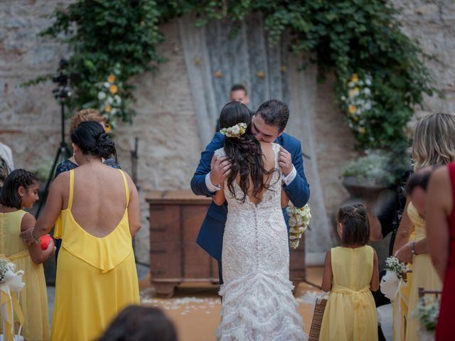 La boda de Salva y Raquel en Beniflá, Valencia 44