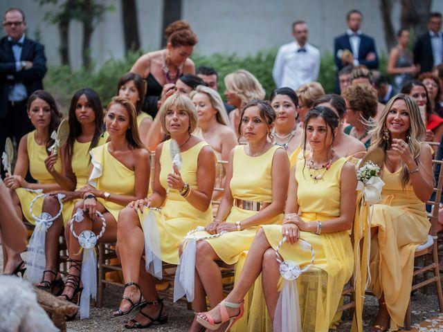 La boda de Salva y Raquel en Beniflá, Valencia 45