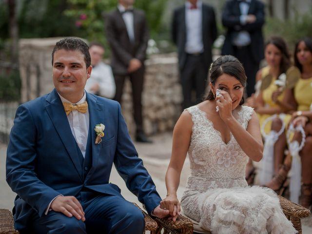 La boda de Salva y Raquel en Beniflá, Valencia 47