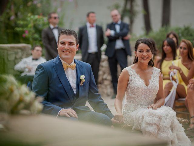 La boda de Salva y Raquel en Beniflá, Valencia 48