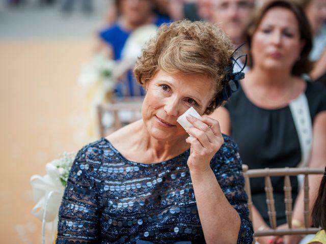 La boda de Salva y Raquel en Beniflá, Valencia 50