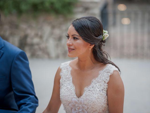 La boda de Salva y Raquel en Beniflá, Valencia 51