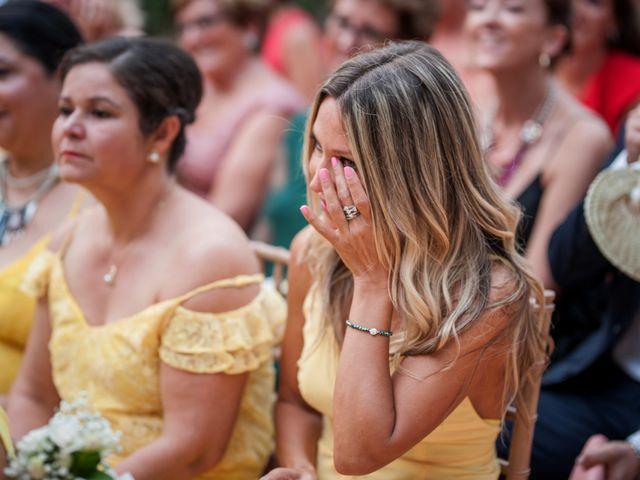 La boda de Salva y Raquel en Beniflá, Valencia 52