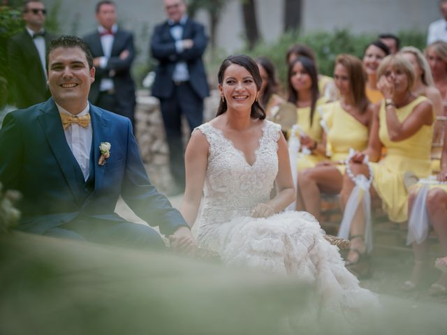 La boda de Salva y Raquel en Beniflá, Valencia 54