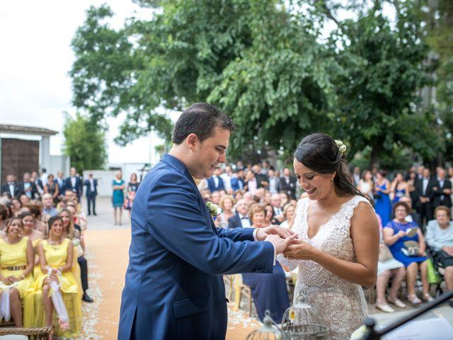 La boda de Salva y Raquel en Beniflá, Valencia 57