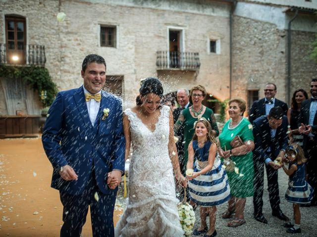 La boda de Salva y Raquel en Beniflá, Valencia 60