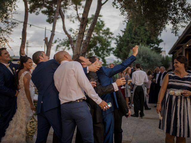 La boda de Salva y Raquel en Beniflá, Valencia 61