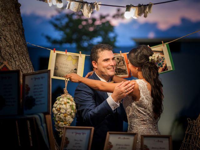 La boda de Salva y Raquel en Beniflá, Valencia 64