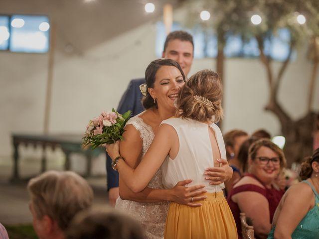 La boda de Salva y Raquel en Beniflá, Valencia 68