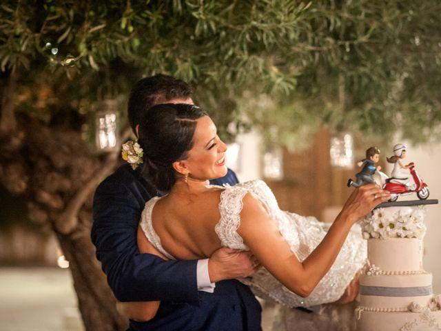 La boda de Salva y Raquel en Beniflá, Valencia 69