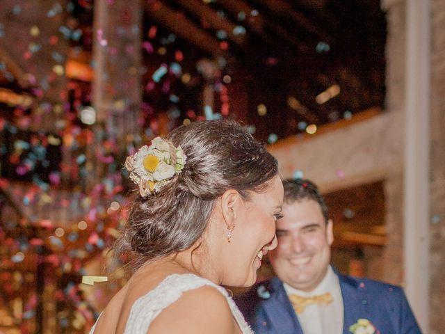 La boda de Salva y Raquel en Beniflá, Valencia 70