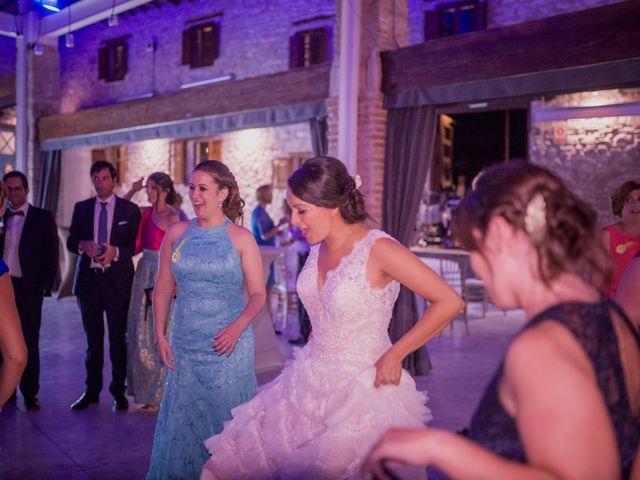 La boda de Salva y Raquel en Beniflá, Valencia 74