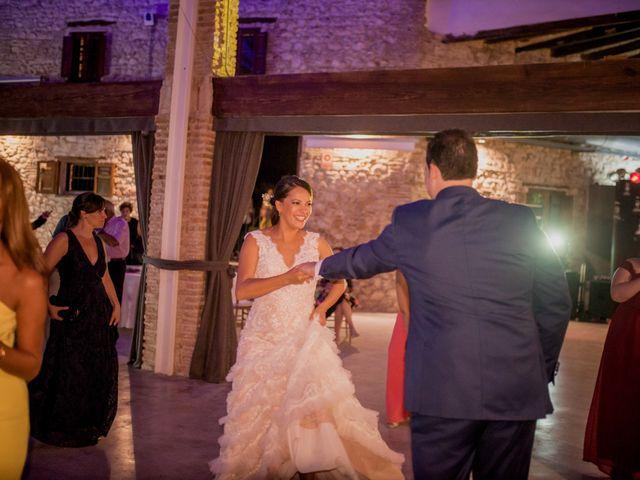 La boda de Salva y Raquel en Beniflá, Valencia 75