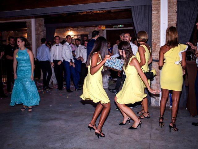 La boda de Salva y Raquel en Beniflá, Valencia 76