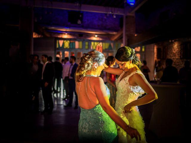 La boda de Salva y Raquel en Beniflá, Valencia 77