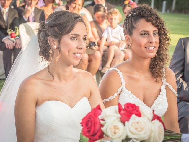La boda de Carmen y Elena