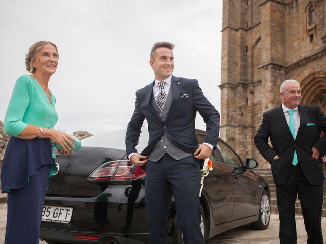 La boda de Idoia y Jose en Isla, Cantabria 9