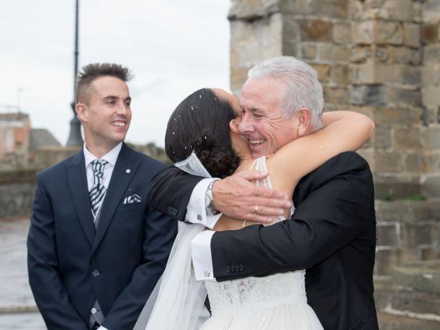 La boda de Idoia y Jose en Isla, Cantabria 26