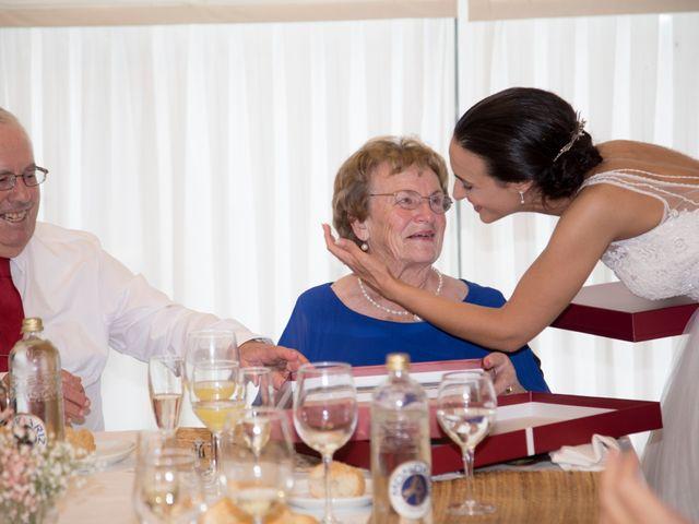 La boda de Idoia y Jose en Isla, Cantabria 46
