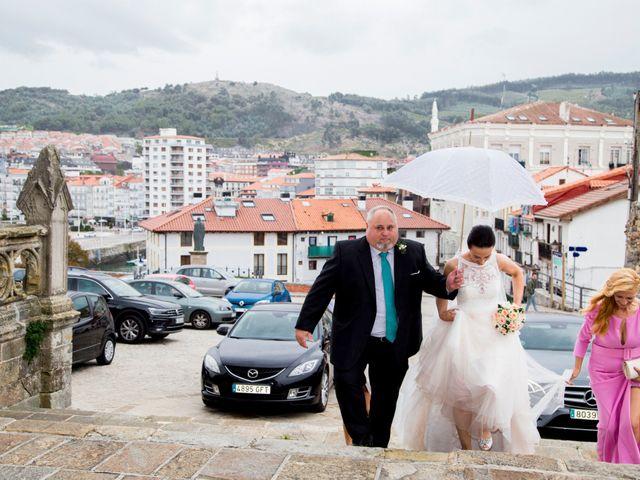 La boda de Idoia y Jose en Isla, Cantabria 13