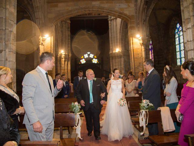La boda de Idoia y Jose en Isla, Cantabria 14