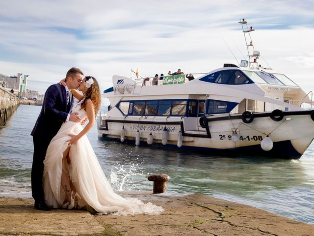 La boda de Idoia y Jose en Isla, Cantabria 58
