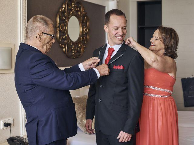 La boda de Carlos y Any en Puerto De La Cruz, Santa Cruz de Tenerife 8
