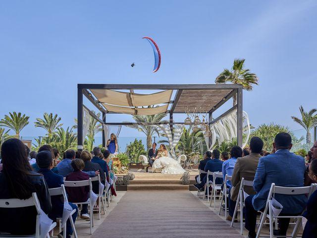 La boda de Carlos y Any en Puerto De La Cruz, Santa Cruz de Tenerife 11
