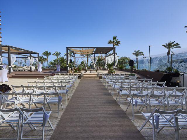 La boda de Carlos y Any en Puerto De La Cruz, Santa Cruz de Tenerife 12