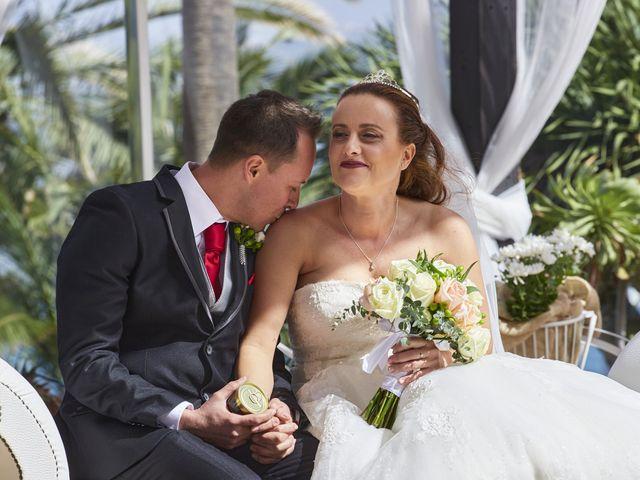 La boda de Carlos y Any en Puerto De La Cruz, Santa Cruz de Tenerife 15