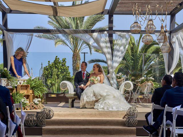 La boda de Carlos y Any en Puerto De La Cruz, Santa Cruz de Tenerife 17