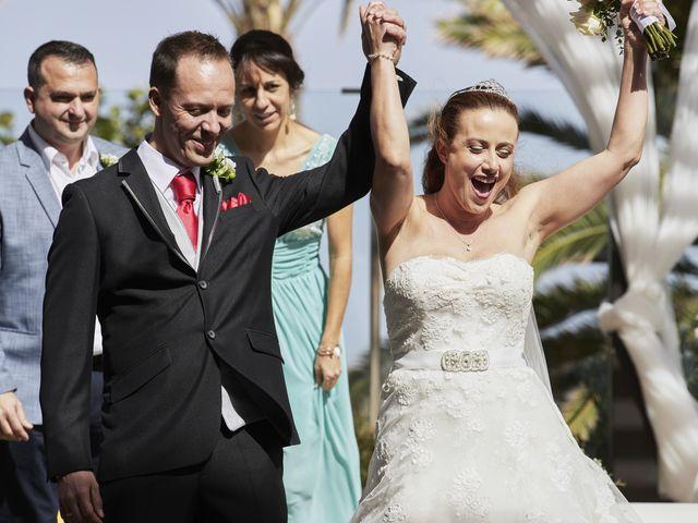 La boda de Carlos y Any en Puerto De La Cruz, Santa Cruz de Tenerife 18