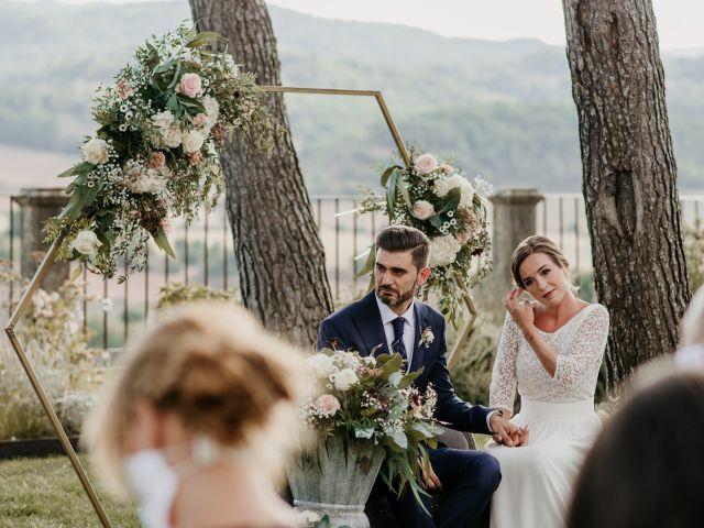 La boda de Ivan y Raquel en Sant Marti De Tous, Barcelona 33
