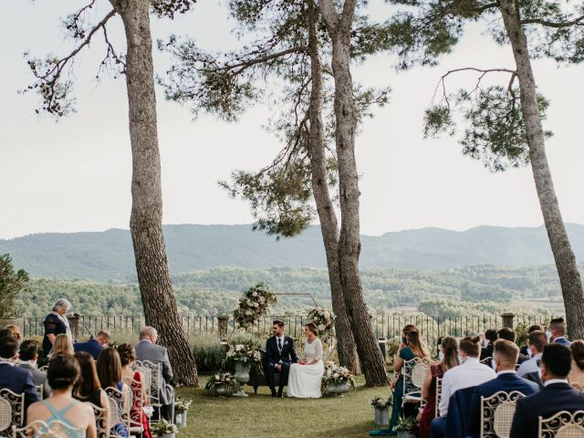 La boda de Ivan y Raquel en Sant Marti De Tous, Barcelona 35