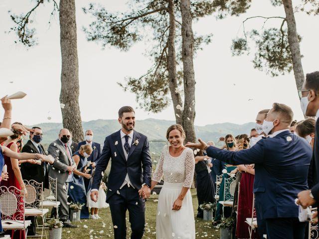 La boda de Ivan y Raquel en Sant Marti De Tous, Barcelona 38