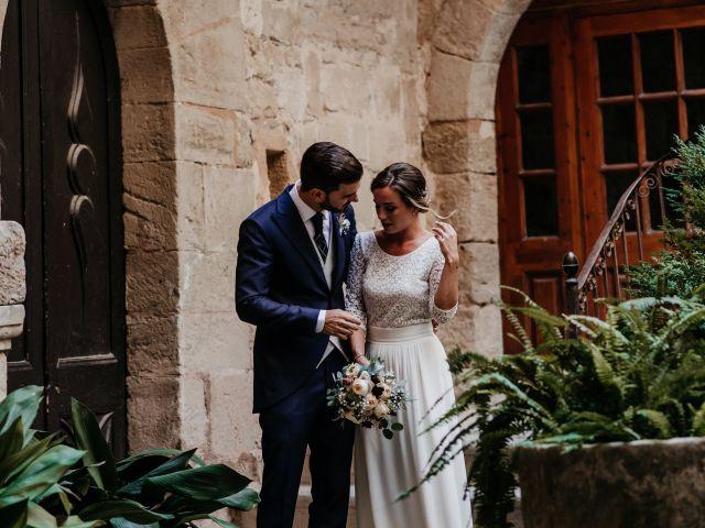 La boda de Ivan y Raquel en Sant Marti De Tous, Barcelona 40