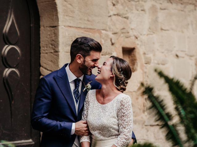 La boda de Ivan y Raquel en Sant Marti De Tous, Barcelona 41